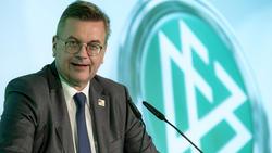 DFB-Präsident Reinhard Grindel soll wieder für FIFA-Amt kandidieren