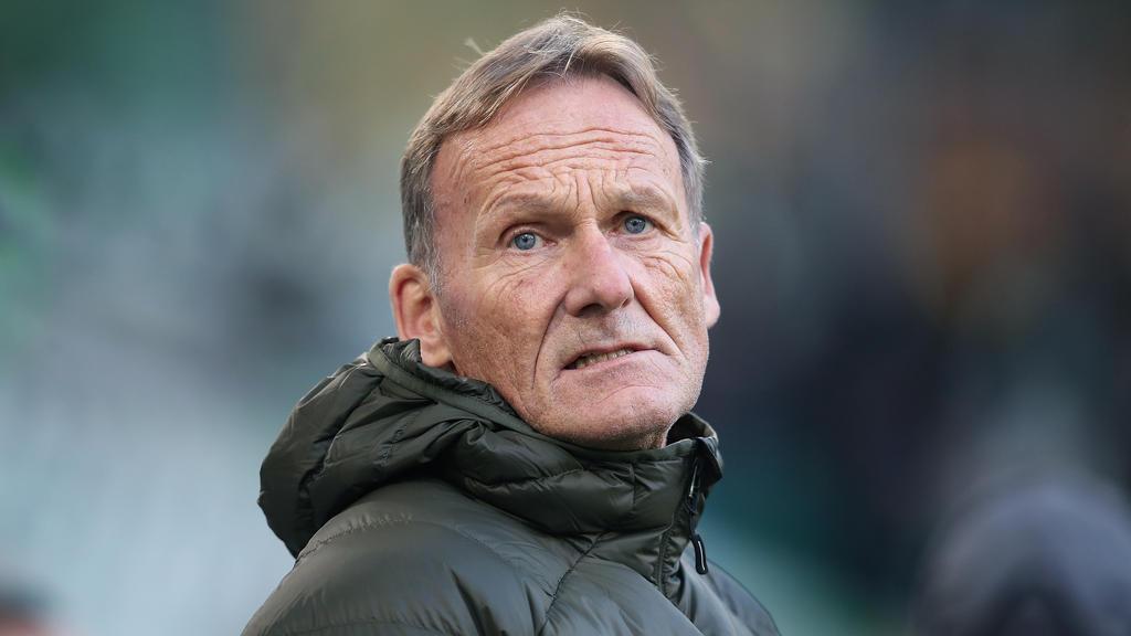 Laut Hans-Joachim Watzke wurden die Sinne der BVB-Profis