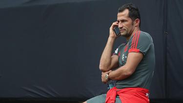 Hasan Salihamidzic leitet seit 31. Juli 2017 die sportlichen Geschicke des FC Bayern