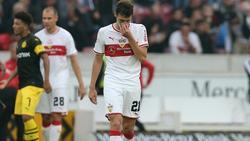 Benjamin Pavard fehlt dem VfB Stuttgart den Rest der Hinrunde aus