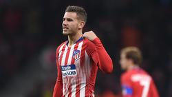 Lucas Hernández steht auf dem Wunschzettel des FC Bayern