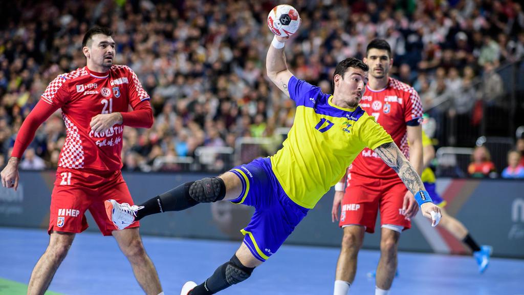 Handball Brasilien Kroatien