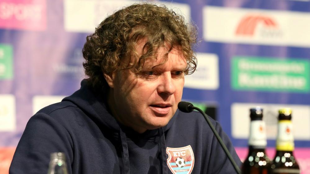 Stefan Krämer wurde beim KFC Uerdingen entlassen