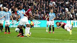 Zwischen West Ham United und Huddersfield Town regnete es Tore