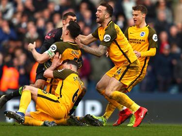 El Brighton ya está en las semifinales de la FA Cup. (Foto: Getty)