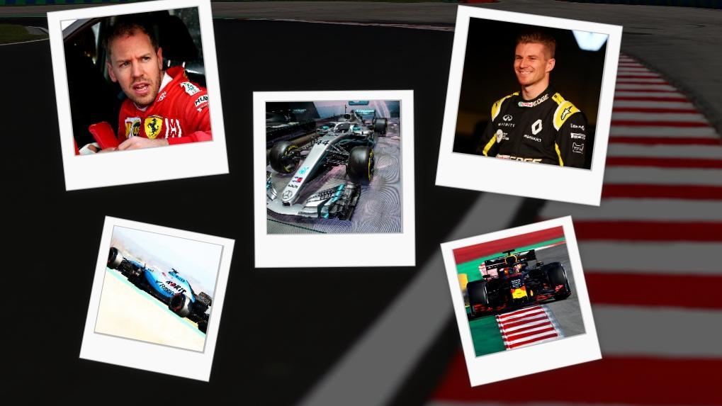 Wie schlägt sich Vettel? Wird Hamilton wieder Formel-1-Weltmeister?