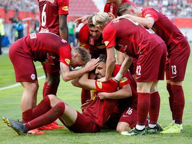 Der Favorit setzte sich im Cupfinale durch - auch dank der besseren Nerven