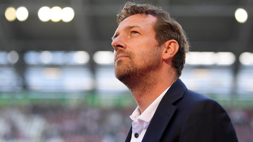Markus Weinzierl beim VfB Stuttgart vor de Aus?