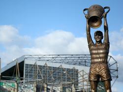 2015 wurde Billy McNeil zu Ehren vor dem Celtic Park eine Bronze-Statue errichtet