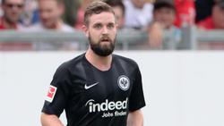 Marc Stendera ist bei Eintracht Frankfurt nicht mehr gefragt
