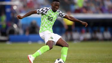 Kenneth Omeruo ha anotado el único gol del duelo.