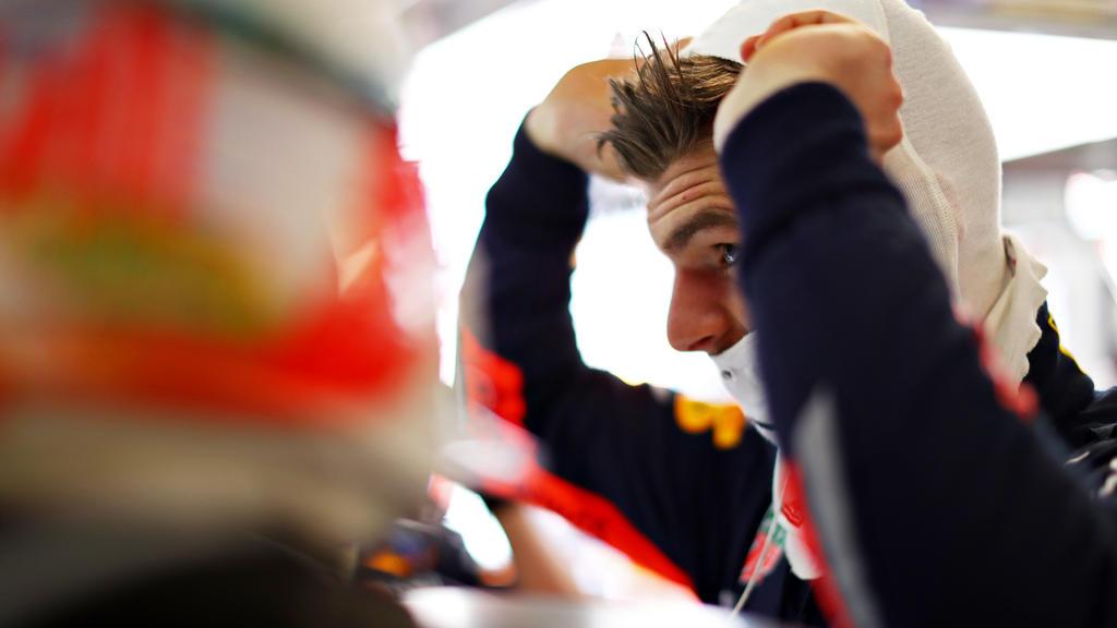Max Verstappen war gegen Mercedes und Ferrari dieses Mal chancenlos