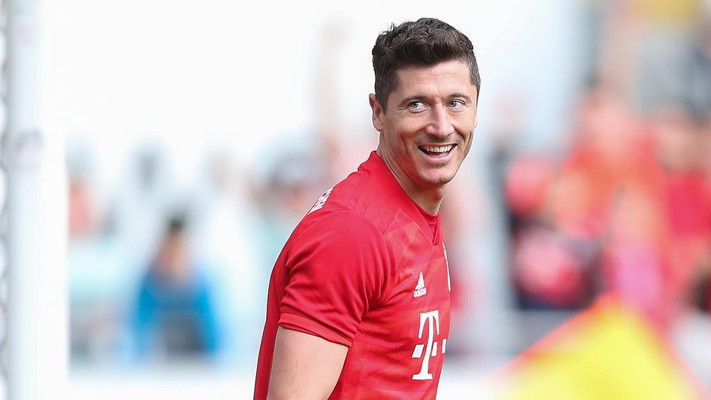 Robert Lewandowski wünscht sich einen Back-up beim FC Bayern
