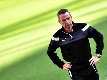 Schmerzhafte Niederlage für Coach Dominik Thalhammer
