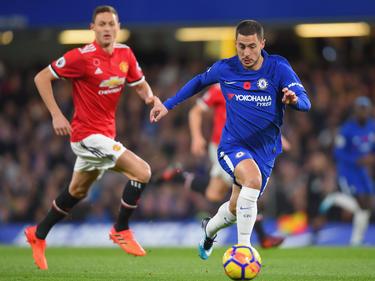 Hazard es el actual máximo goleador de la Premier League. (Foto: Getty)