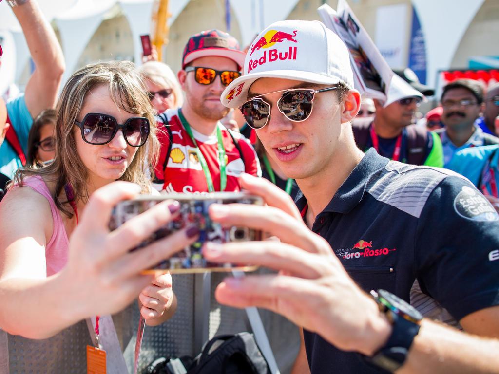 Pierre Gasly kann die Kritik an der Formel 1 nicht nachvollziehen