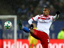 Walace wird mit dem HSV nach Dortmund reisen