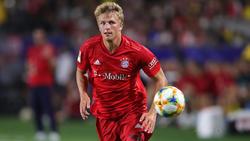 Fiete Arp will sich beim FC Bayern durchbeißen