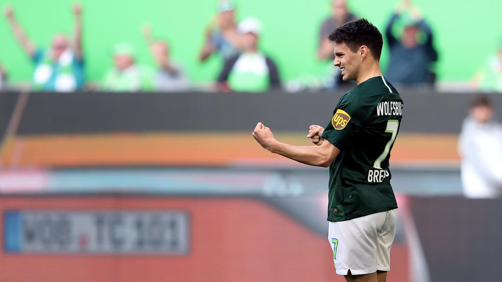 Josip Brekalo spielt auch künftig für den VfL Wolfsburg
