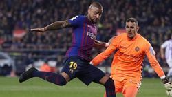 Spielte zuletzt für den FCBarcelona: Kevin-Prince Boateng