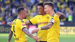 BVB gewinnt deutlich gegen Bayer Leverkusen