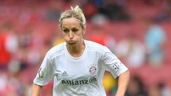Kathrin Hendrich traf bei der Niederlage des FC Bayern ins eigene Netz