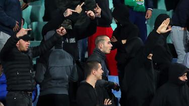 Bulgarische Fans sorgten in der EM-Quali für einen Skandal