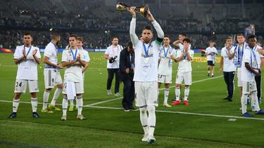 El último título lo ganó el Madrid frente Al Ain FC.