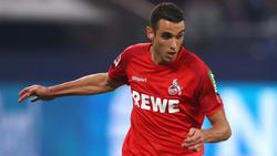 Ellyes Skhiri spielt seine erste Saison für den 1. FC Köln