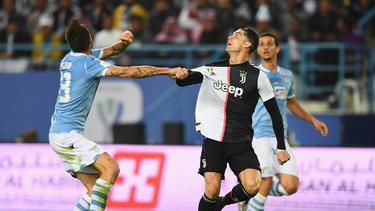 Juventus verpasst den Titel in der Supercoppa