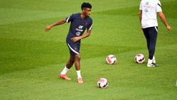 Kingsley Coman wird dem FC Bayern gegen RB Leipzig wohl fehlen