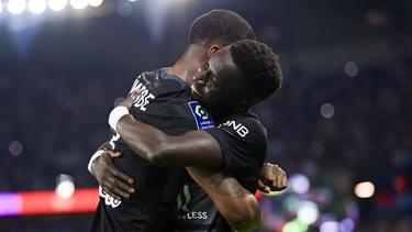 PSG siegt im achten Spiel in Serie
