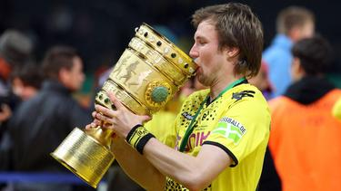 2012 gewann Kevin Großkreutz mit dem BVB den DFB-Pokal