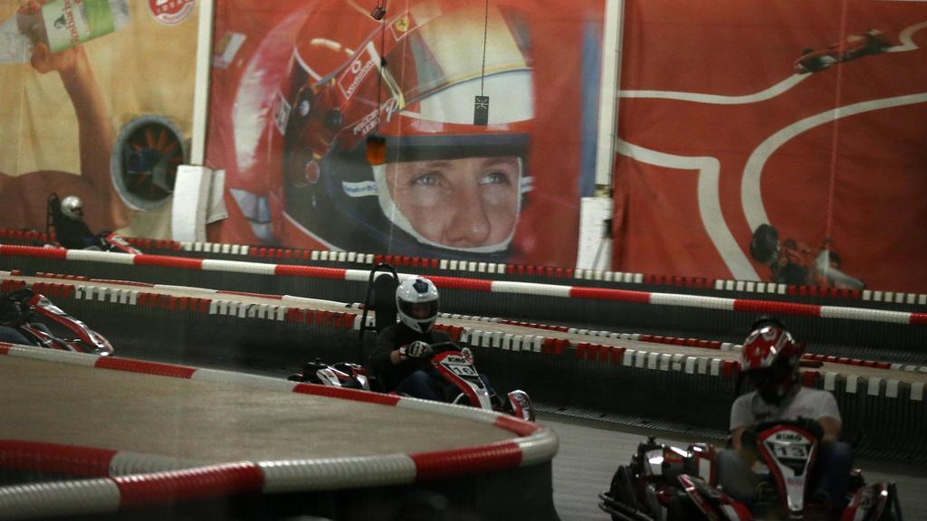 Gute Nachrichten für Fans von Michael Schumacher