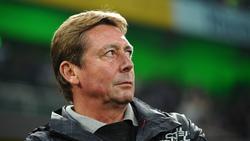 Bernd Krauss war 67 Tage lang Trainer beim BVB