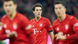 Álvaro Odriozola hat wohl keine Zukunft beim FC Bayern