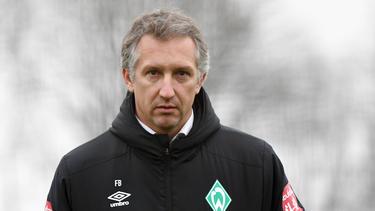 Will als Geschäftsführer Sport erst abtreten, wenn es Werder Bremen wieder besser geht: Frank Baumann