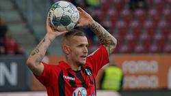 Jonathan Schmid ist für das Spiel gegen den 1. FC Köln fraglich