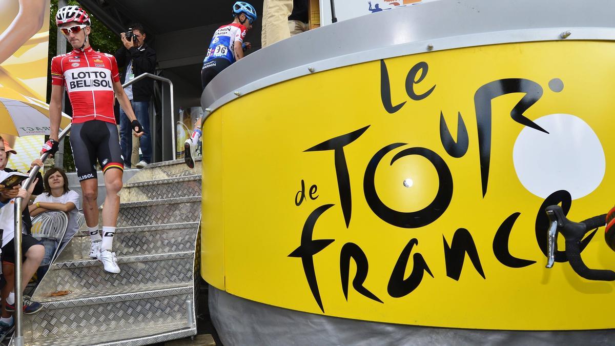 Der Start der Tour de France wurde auf Ende August verlegt