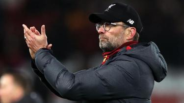 Hält viel vom Team des FC Bayern: Liverpools Trainer Jürgen Klopp