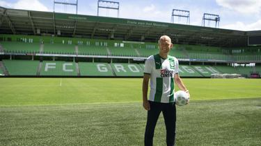 Robben erhält beim FC Groningen einen Einjahresvertrag
