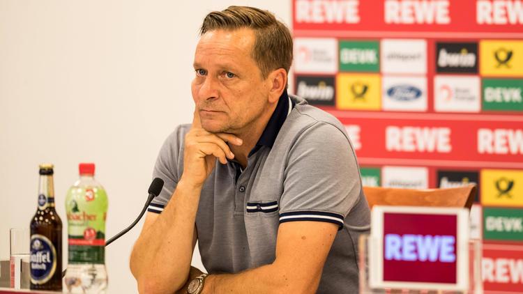 Horst Heldt könnte zum AC Mailand wechseln