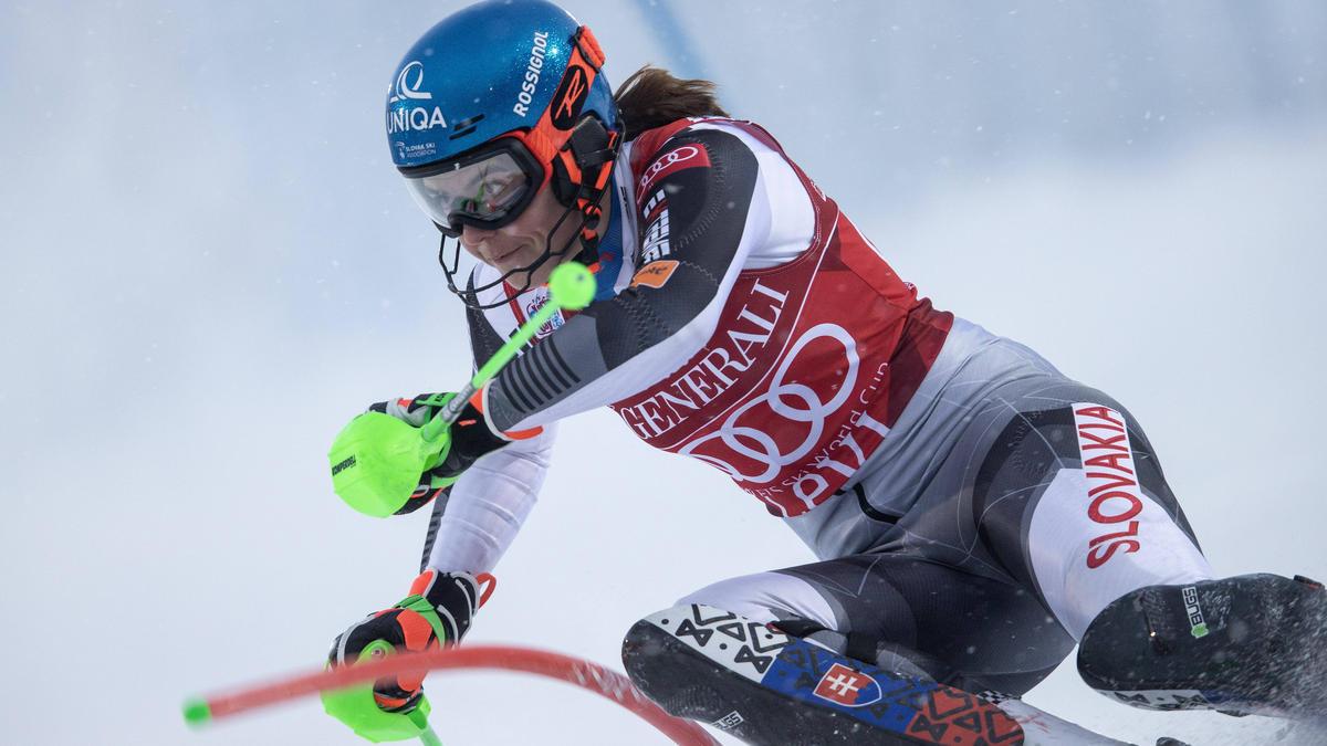 Petra Vlhová gewinnt auch den zweiten Slalom in Levi