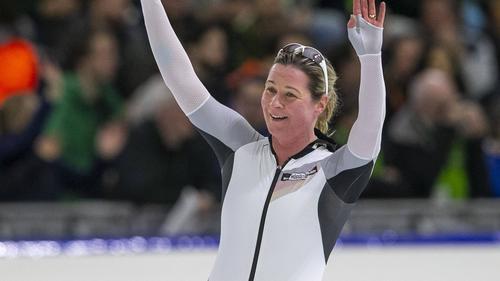 Claudia Pechstein startet in ihre 20. WM