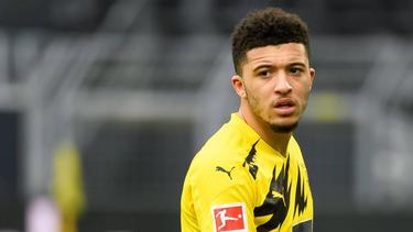 Jadon Sancho könnte dem BVB beim FC Bayern fehlen