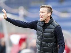 Jesse Marsch steht offenbar bei Bayer Leverkusen auf dem Zettel