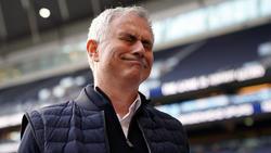 José Mourinho musste sich einen hämischen Tweet gefallen lassen