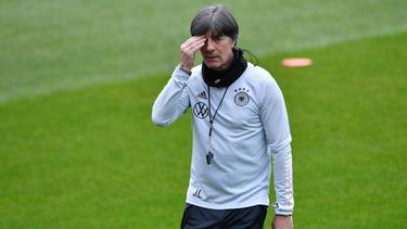 Kann Joachim Löw mit dem DFB-Team gegen Lettland testen?