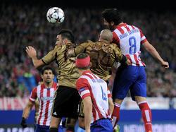 Atlético ohne Mühe gegen Milan