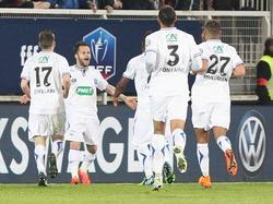 Sammaritano schießt Auxerre ins Finale der Coupe de France